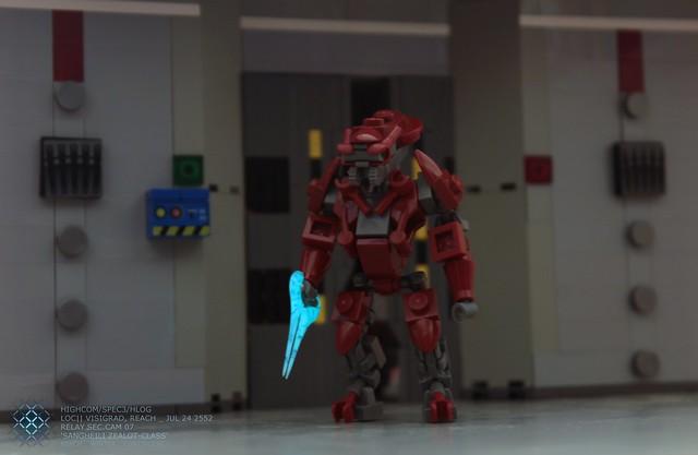 MOCs] Halo Creations - LEGO Sci-Fi - Eurobricks Forums