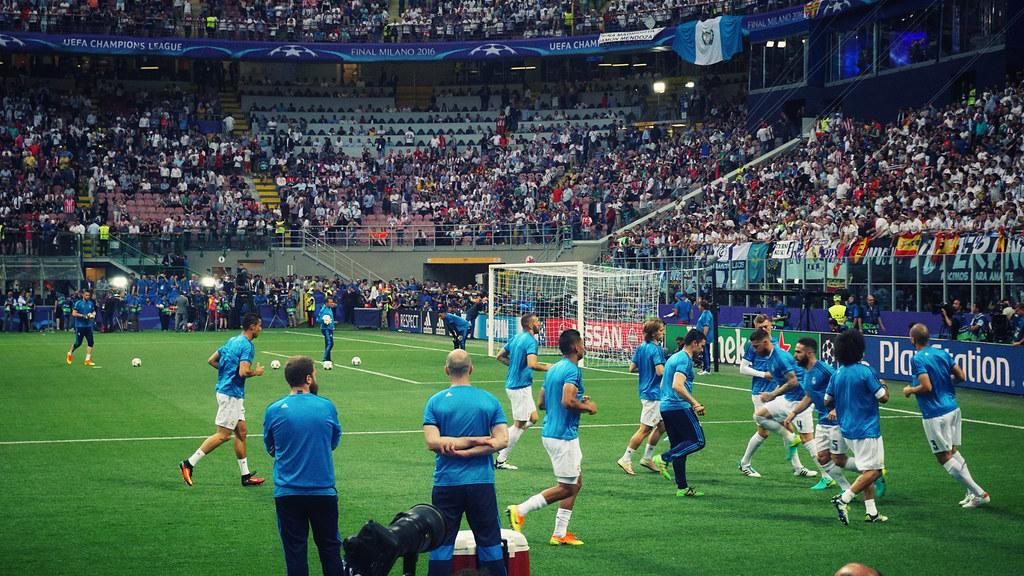 UEFA Champions League Finale 05