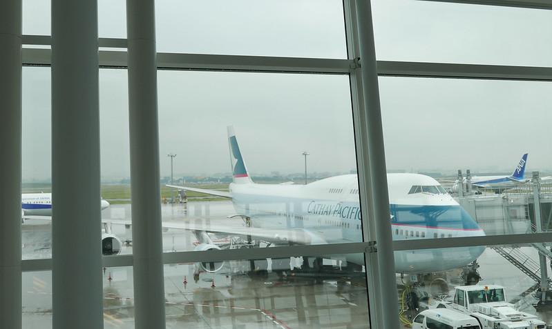 27752088870 68421089cc c - REVIEW - Cathay Pacific : First Class - Tokyo Haneda to Hong Kong (B747)