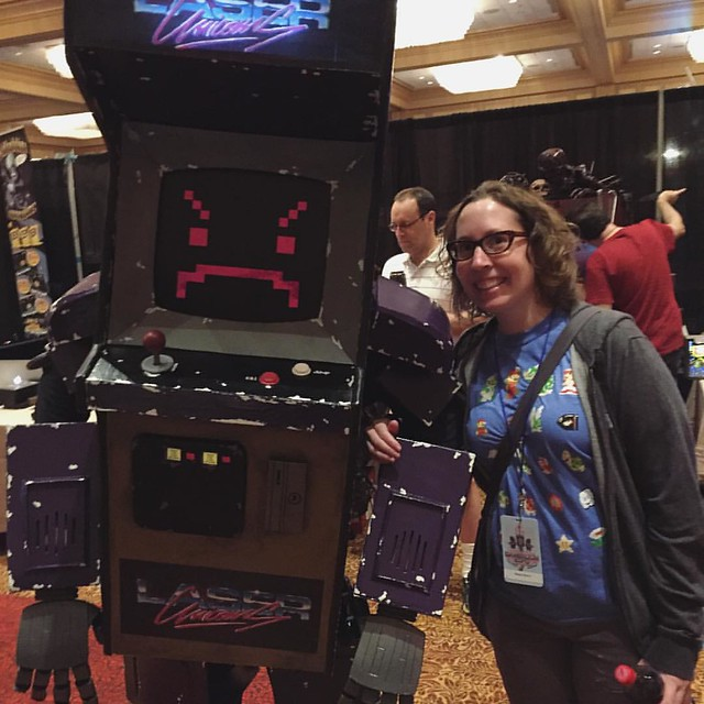 June 11: The arcade/pinball expo was a dang good time. #project365