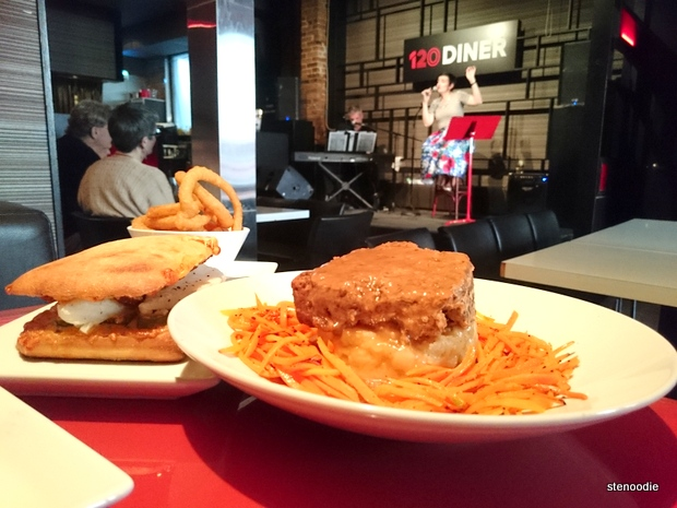 120 Diner scene