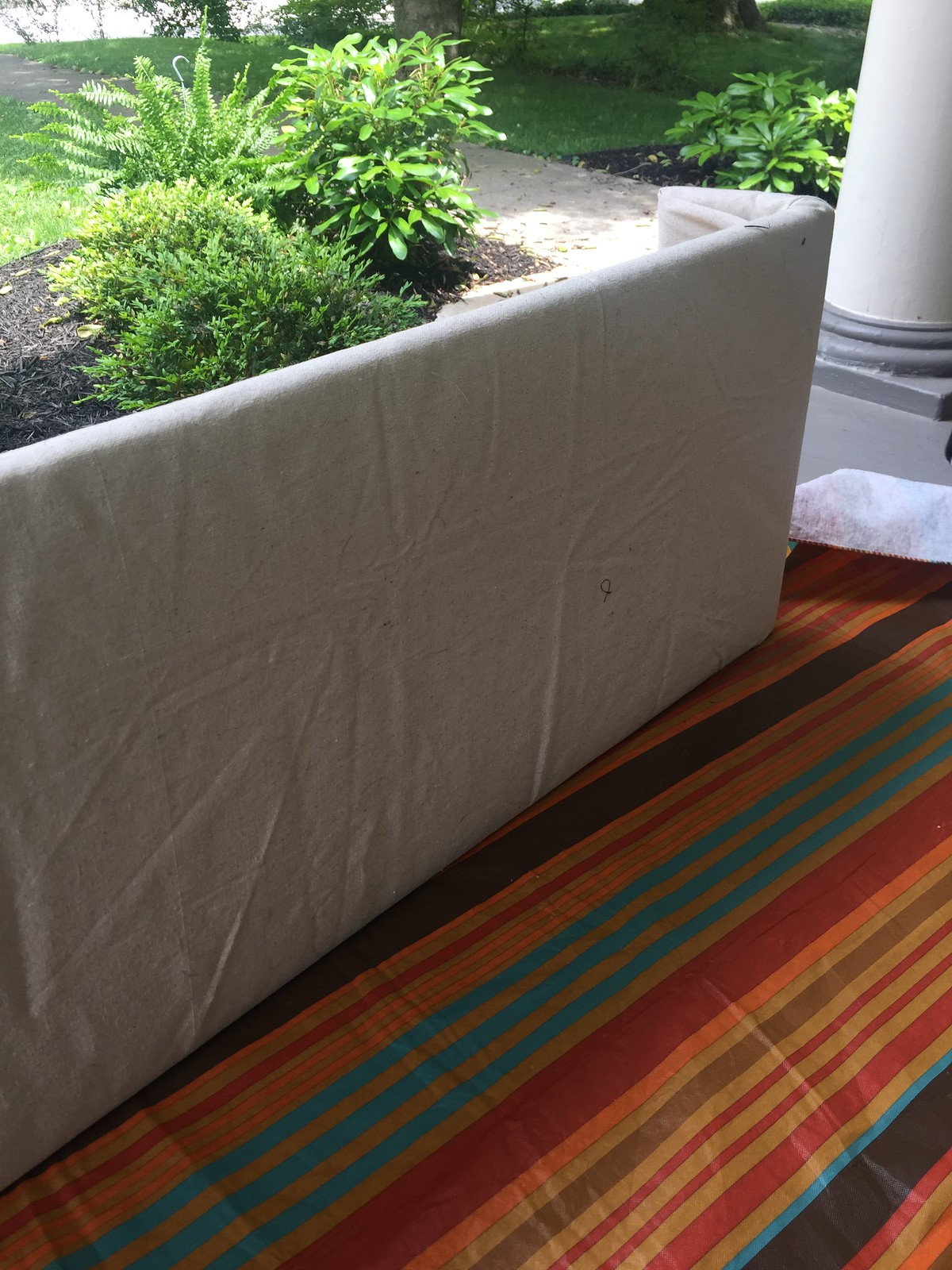 DIY Pelmet Box Using Goodwill Find