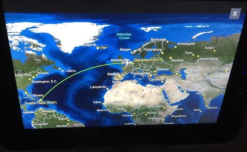 Anflug auf Düsseldorf | Air Berlin