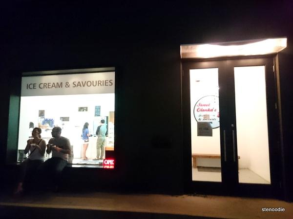 Sweet Olenka's storefront