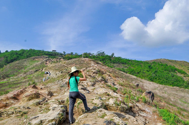 Taal Volcano Hiking