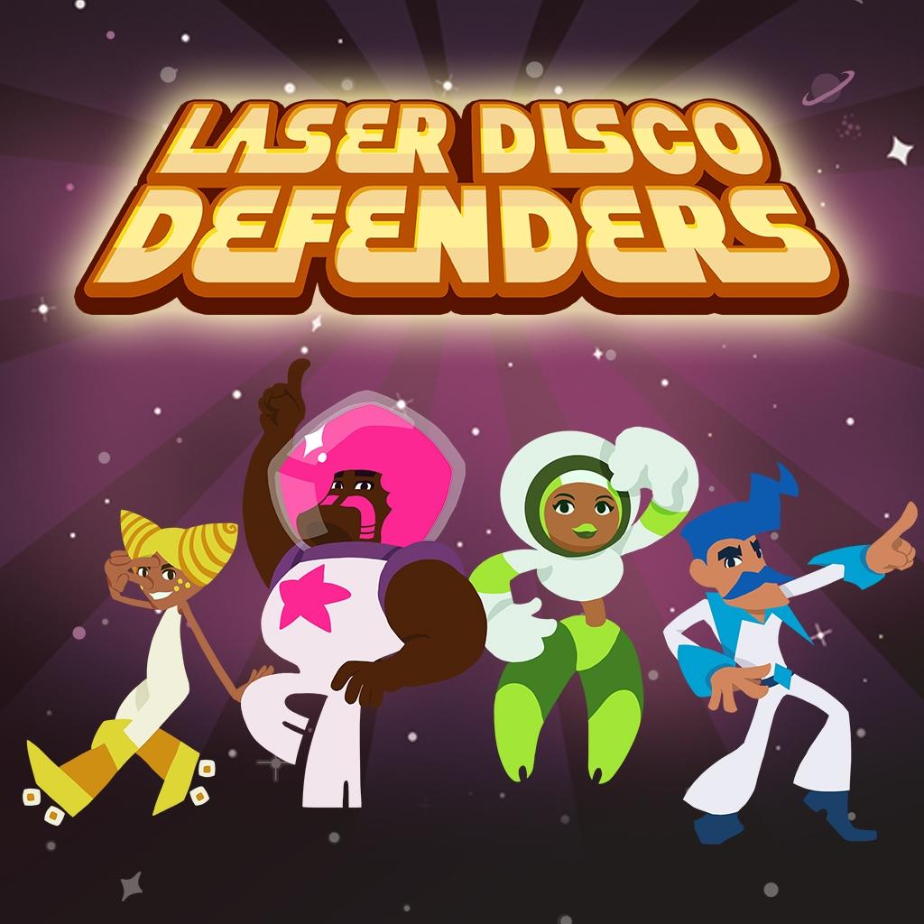 Resultado de imagem para Laser Disc Defenders