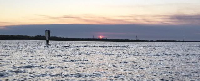 sunrise on the delta 2