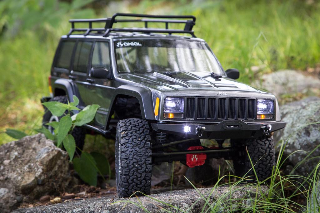 Jeep Cherokee Xj Bumpers >> Johnny builds an SCX-10 II XJ - Page 2 - RCCrawler
