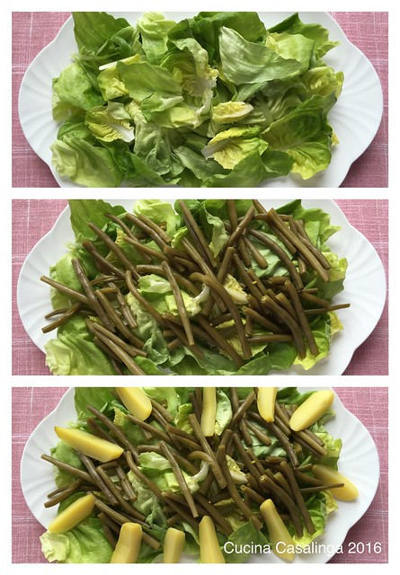 2016 04 Salade Nicoise Making 1