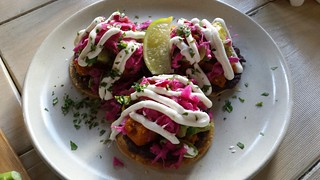Butternut Tostadas from Smith & Daughters