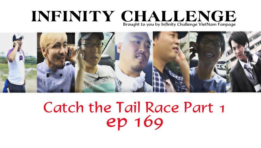 [Vietsub] Infinity Challenge Ep 169