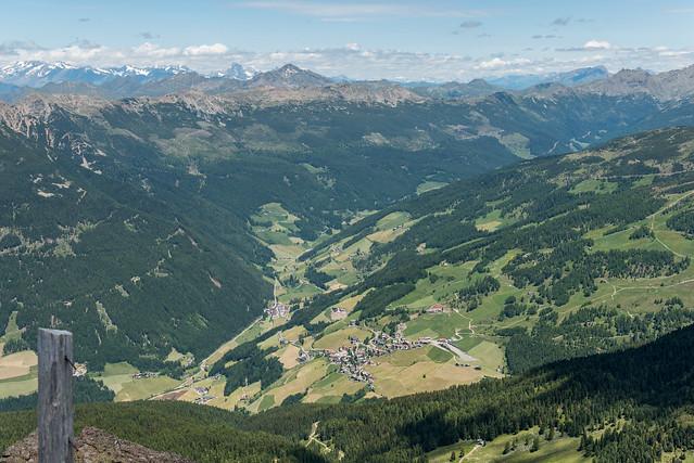 Sarntal, Alpenhauptkamm