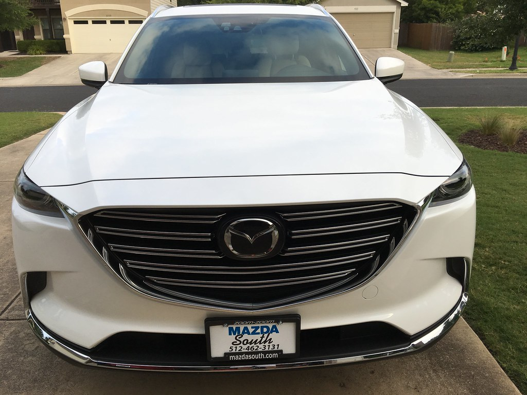 2016 CX9 Owners Thread [Archive] - Mazdas247