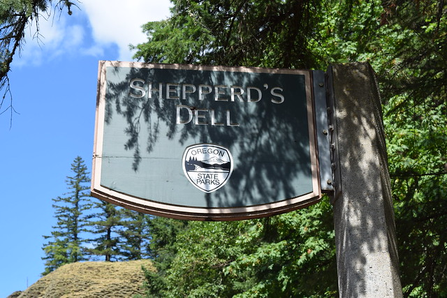 Shepherd's Falls
