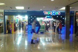 Toys r Us in 1Utama