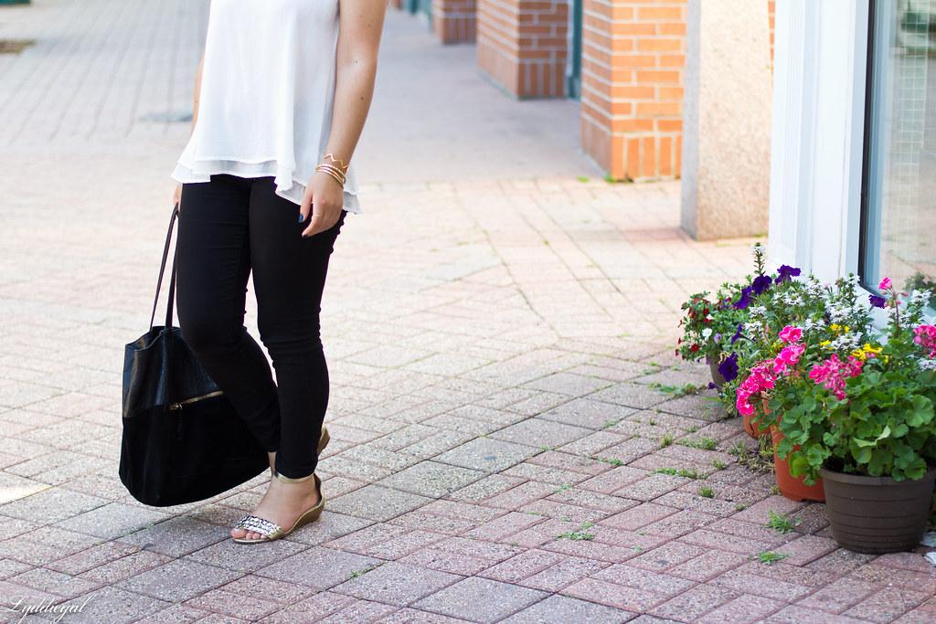 white trapeze tank, black pants, studded sandals-5.jpg
