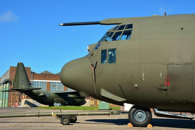 Hercules C.1s 31 Jul 16