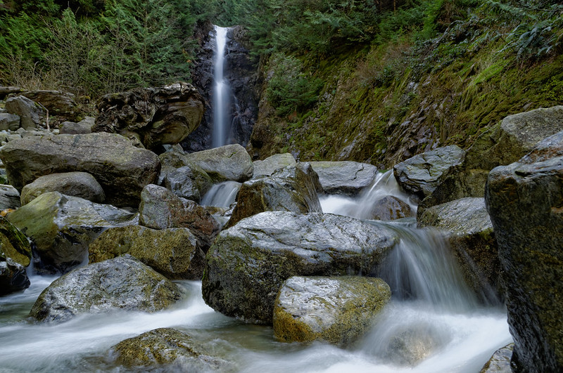 Norvan Falls, 9 Apr 2015