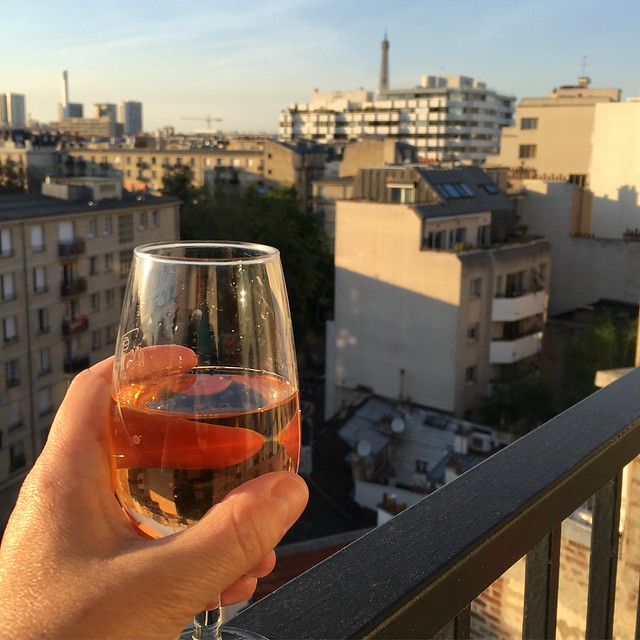 Apéro with a view