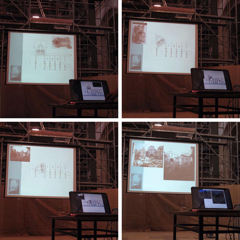 reharq_iglesia de santiago lorca_colapso cúpula_patrimonio_rehabilitación_premio europa nostra