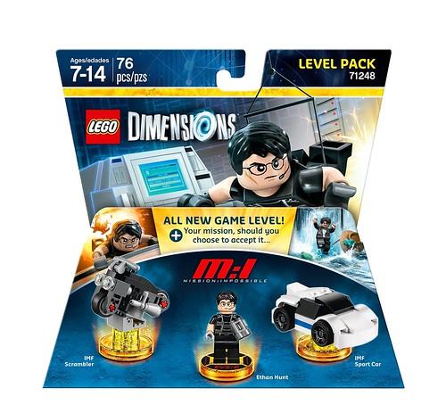 LEGO Dimensions 71248 Box