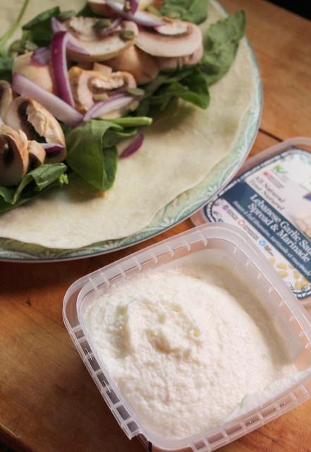 Habibi's Mediterranean Foods Hummus, Mediterranean Black Bean Dip & Garlic Dip