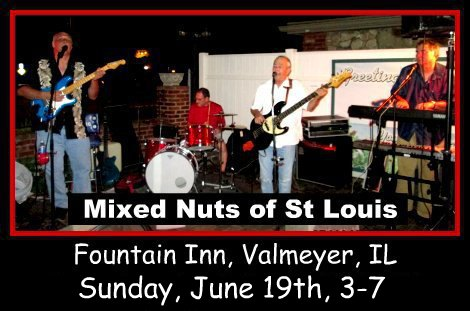Mixed Nuts of St. Louis 6-19-16
