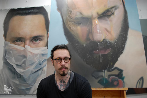 Mike Dargas - Studio Visit