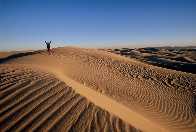 photo of Guadalupe Nipomo Sand Dunes