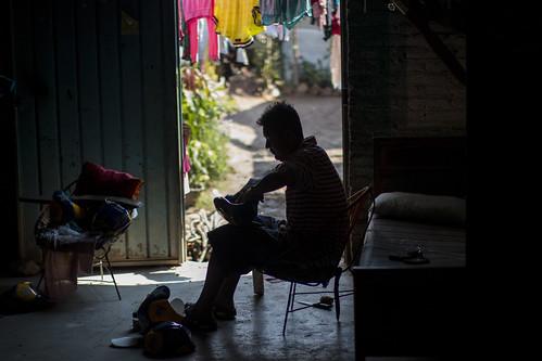Chichihualco, ancestral productor de balones en México
