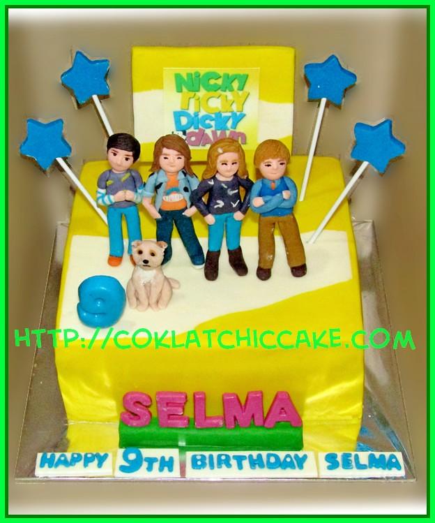 Cake Movie Nicky