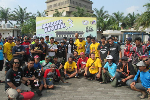 Together at Simpang Lima Gumul