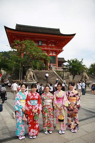 Kiyomizu-dera, Kyoto 2016