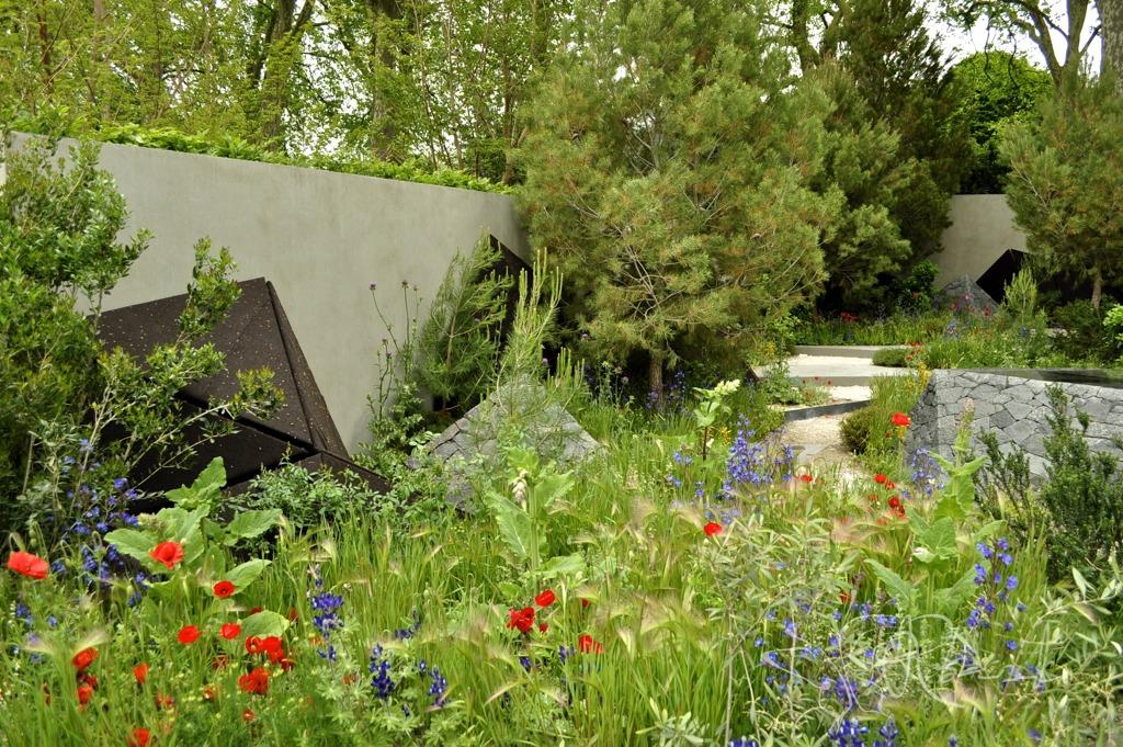 Royal Bank of Canada Garden - Jordański ogród suszy