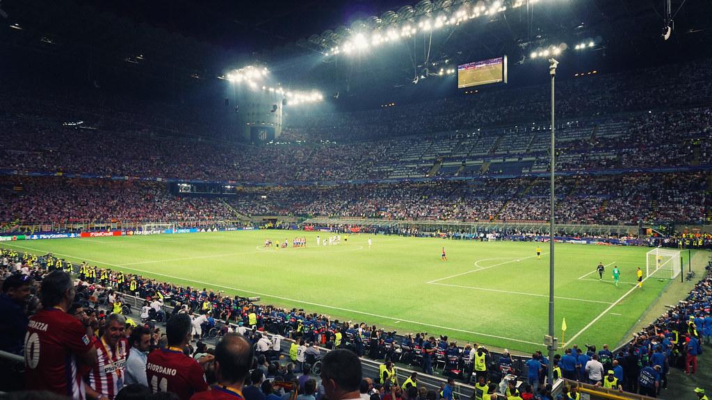 UEFA Champions League Finale 09