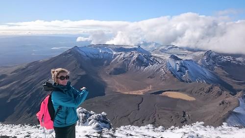 Tongariro - Ngauruhoe