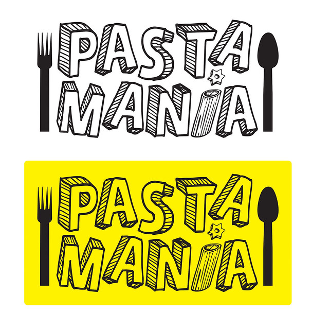 Logo for the restaurant Pastamania