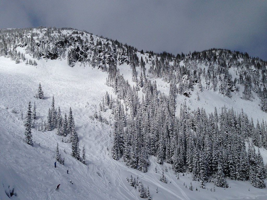Terrain at Rhapsody Bowl
