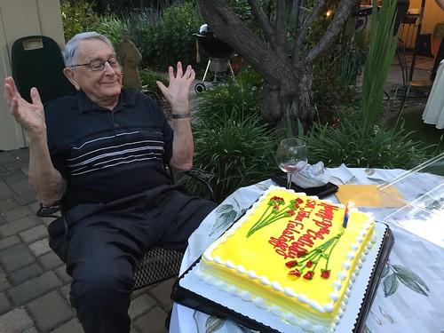 John Watson-Williams 90th Birthday