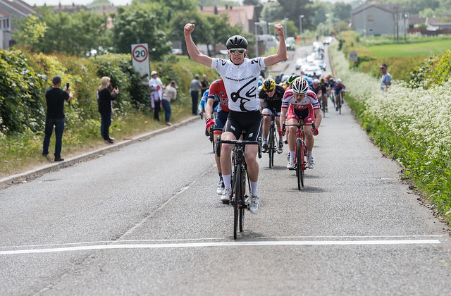 British Cycling Junior Road Series round five, day one, June 4 2016