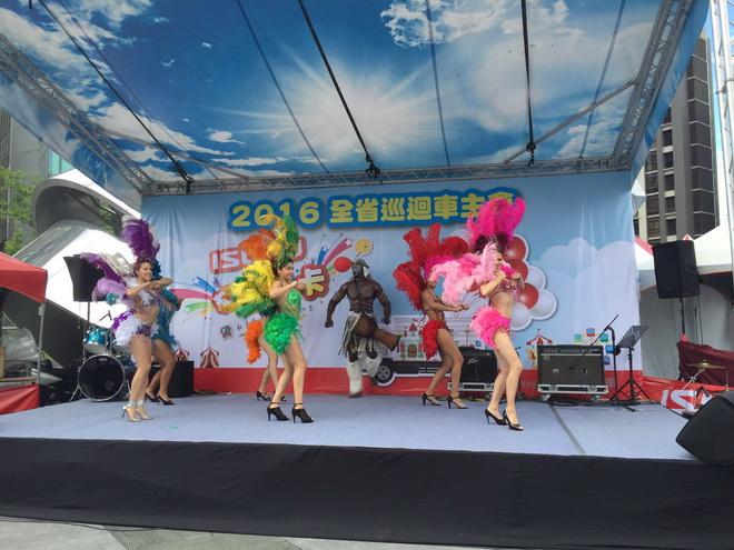 ISUZU 2016 精彩酷卡歡喜嘉年華新聞稿照片-活動照01
