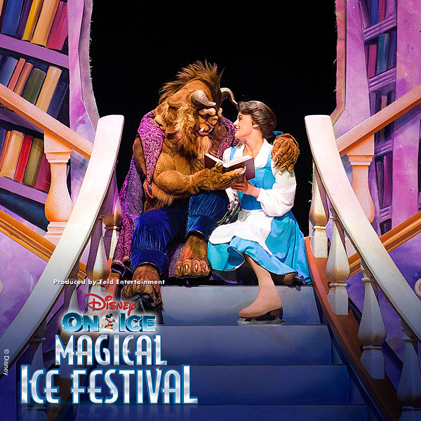 Disney on Ice Magical Ice Festival | Beauty and the Beast