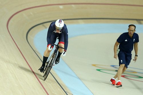 2016 Rio Olympic Games- track cycling day five