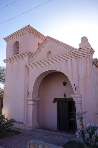 Parroquia Nuestra Señora del Rosario, Hualfin