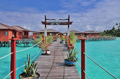 which is now entered into the territory of Nort Borneo Info Wisata : The Best Tourism on The Derawan Island