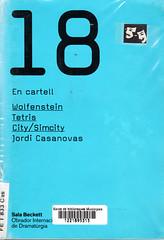 Jordi Casanovas, Wolfenstein Tetris Simcity