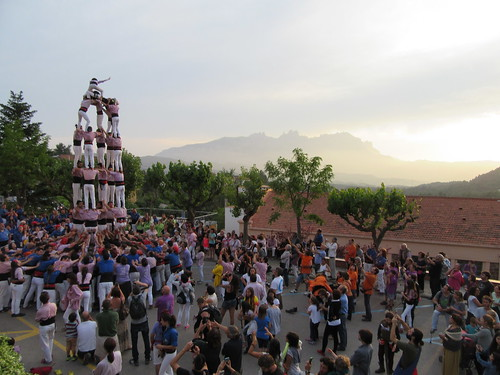 Festa Major petita de Vacarisses, 2016