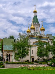 "The Russian Church ""St. Nikolay"" – Sofia"