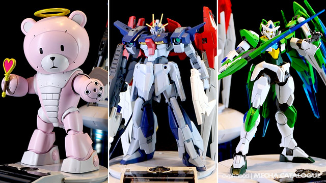 Next Generation World Hobby Fair '16 Summer - High Grade Build Fighters