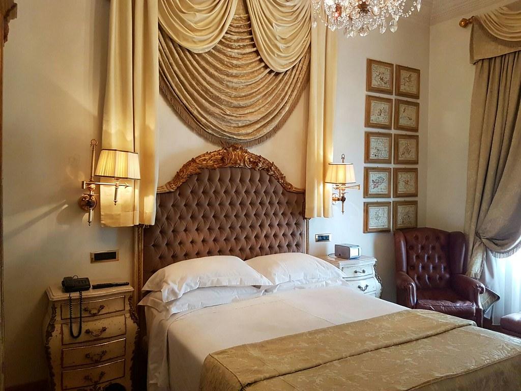 Hotel de la Ville Monza - Small Luxury Hotels of the World Hotel De La Ville, Monza, oli ehdottomasti matkan paras.